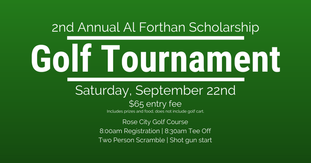 2nd Annual Al Forthan Scholarship.png